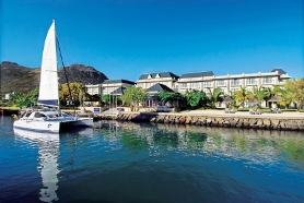 Le Suffren Hotel and Marina Port Louis